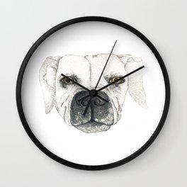Fur Babe Wall Clock
