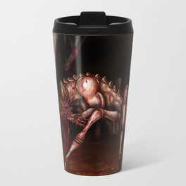 Caught in the Spider's Web Travel Mug