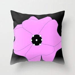 Lillies Considered Throw Pillow