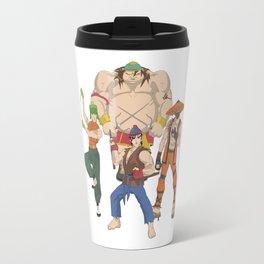 Southpark Ninjas Travel Mug