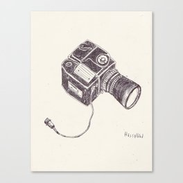 The Hasselblad Canvas Print