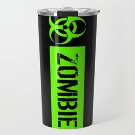 Zombie: Biohazard Travel Mug
