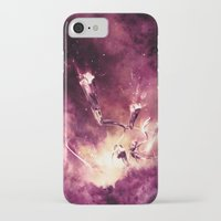 abyss iPhone & iPod Cases featuring Abyss by Harold Urquiola