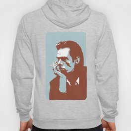 Vodka Melancholy Nick Cave Hoody