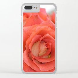 Market Roses at Pike Place Seattle Clear iPhone Case