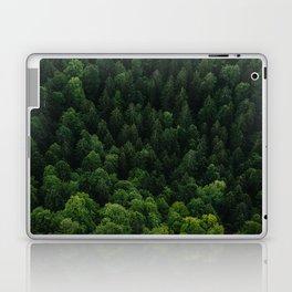 Swiss forest Laptop & iPad Skin
