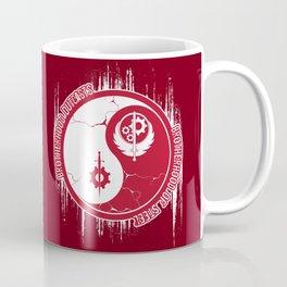 Opposing Fallout Coffee Mug