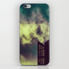 Plutonium Vapors iPhone Skin