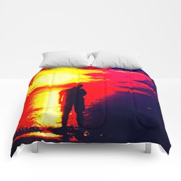 A Shadow Of Man Comforters