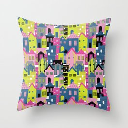 Townville Throw Pillow