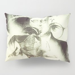James Joyce Pillow Sham