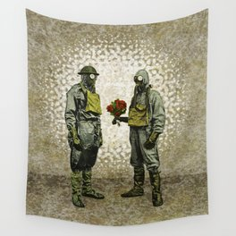 Contagious Love Wall Tapestry