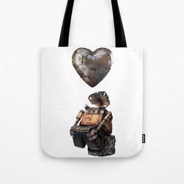 Wall E Tote Bag