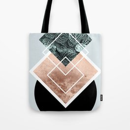 Geometric Composition 5 Tote Bag