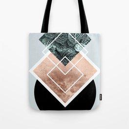 Geometric Composition 5 Tote Bag
