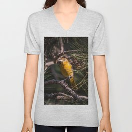 Morning Oriole Unisex V-Neck