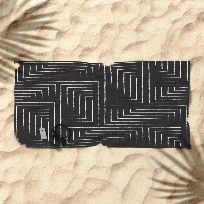 Lose To Win Beach Towel