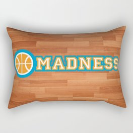 Madness Rectangular Pillow