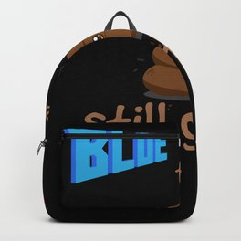 Blue Or Pink - Gift Backpack