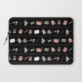 (Staying) Home for the Holidays Laptop Sleeve