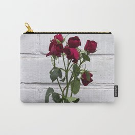 Rose Thorn Carry-All Pouch