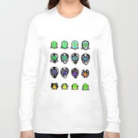 third eye Long Sleeve T-shirts featuring Third Eye by Yuriy Miron