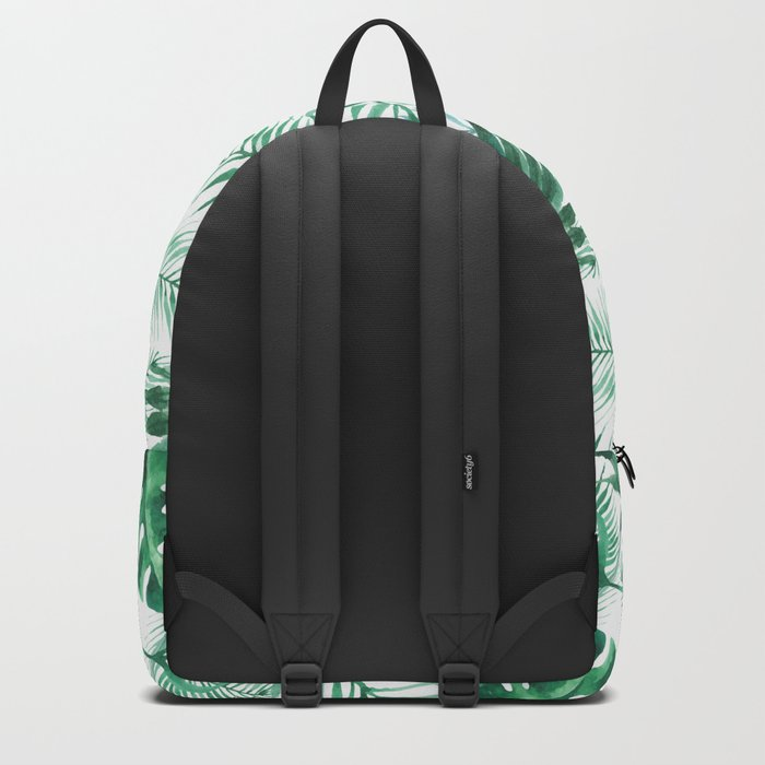 Palm-leaves Backpack