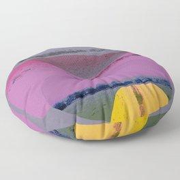 Balancing 2 Floor Pillow