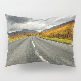 Winding Welsh Road Pillow Sham