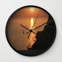 Time Travel (III) - David Green EXCLUSIVE Wall Clock
