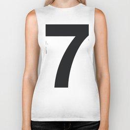Nº7. Helvetica Posters by empatía® Biker Tank