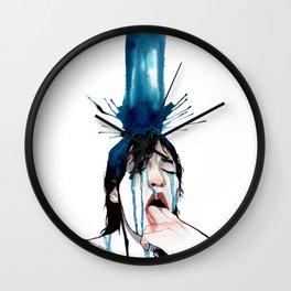 Deep Lust Wall Clock