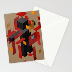 Iron Man Assembled Stationery Cards