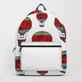 Globo aerostático Backpack