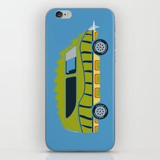 Death Race 2000 Alligator Van iPhone Skin