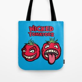 Wicked Tomatoes Tote Bag