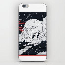 HEAD IN THE SKY iPhone Skin