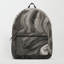 Leonardo da Vinci Backpack