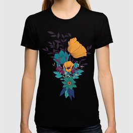 Botanical pattern 007 T-shirt