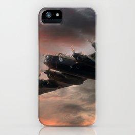 Canada's Lancaster iPhone Case