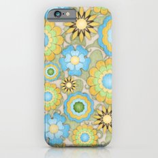 English Country Floral iPhone 6s Slim Case
