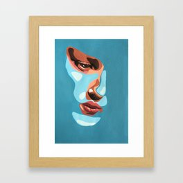 cold case love Framed Art Print