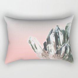 Blush Crystal Crush xx Rectangular Pillow