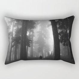 Ghostly Encounter's  Rectangular Pillow