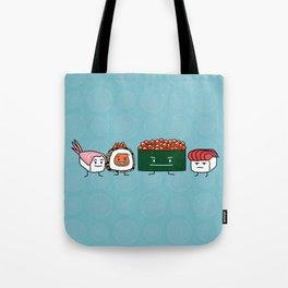 Sushi Bros Tote Bag