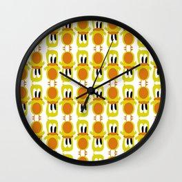 Doodle Duck Wall Clock
