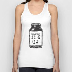 IT'S OK Unisex Tank Top
