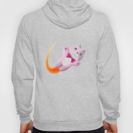 Captain Space Kitty Of The 24th Century Hoody