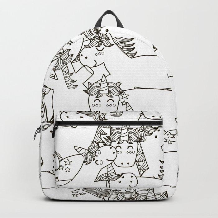 The Unicorns Backpack