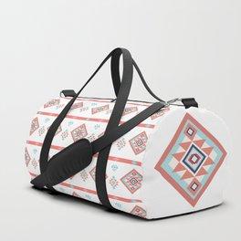 AFE Geometric Tribal Duffle Bag